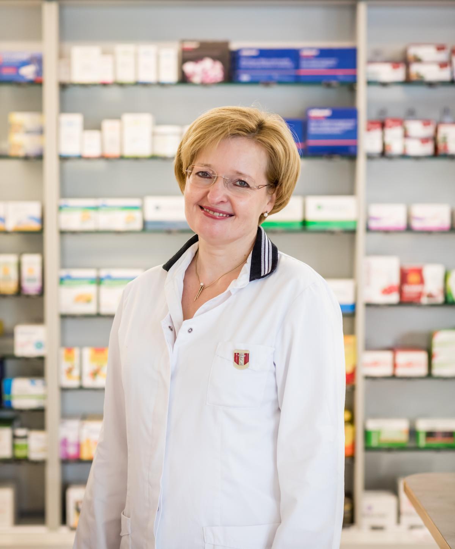 Mag. pharm. Elisabeth Buchauer