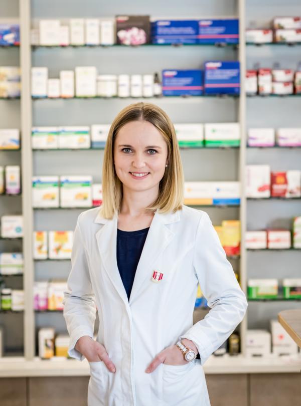 Mag. pharm. Johanna Brüggl